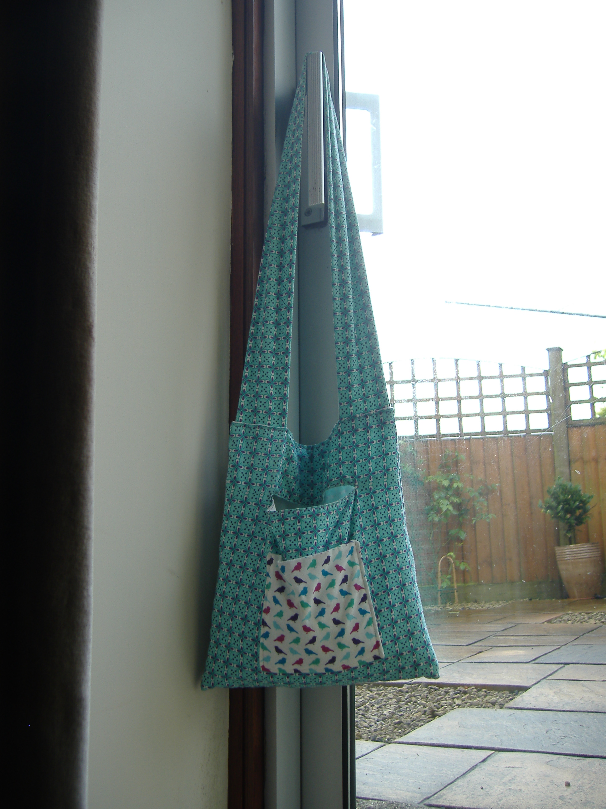 Peg Bag With Shoulder Strap 65