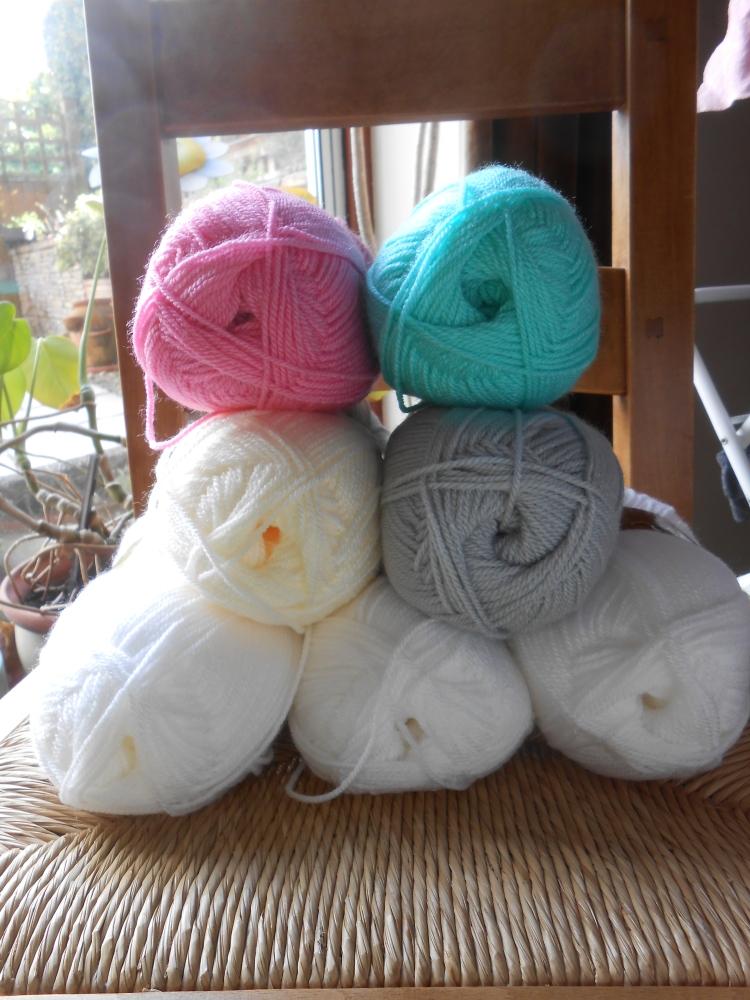 New yarn (1/3)