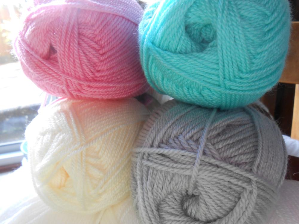 New yarn (3/3)
