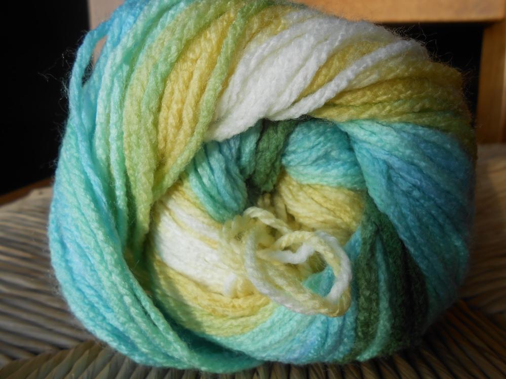 Baby boy blanket (1/6)