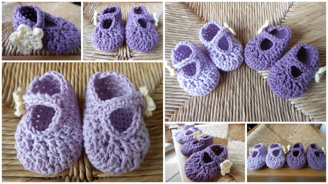 Spring baby slippers