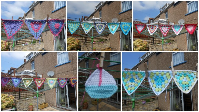 May 20136 bunting triangles 2